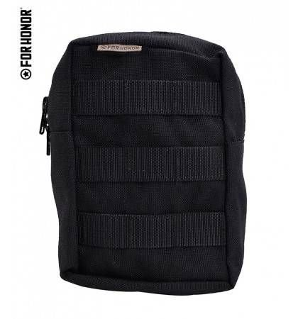 BOLSO VERTICAL FORHONOR - BLACK
