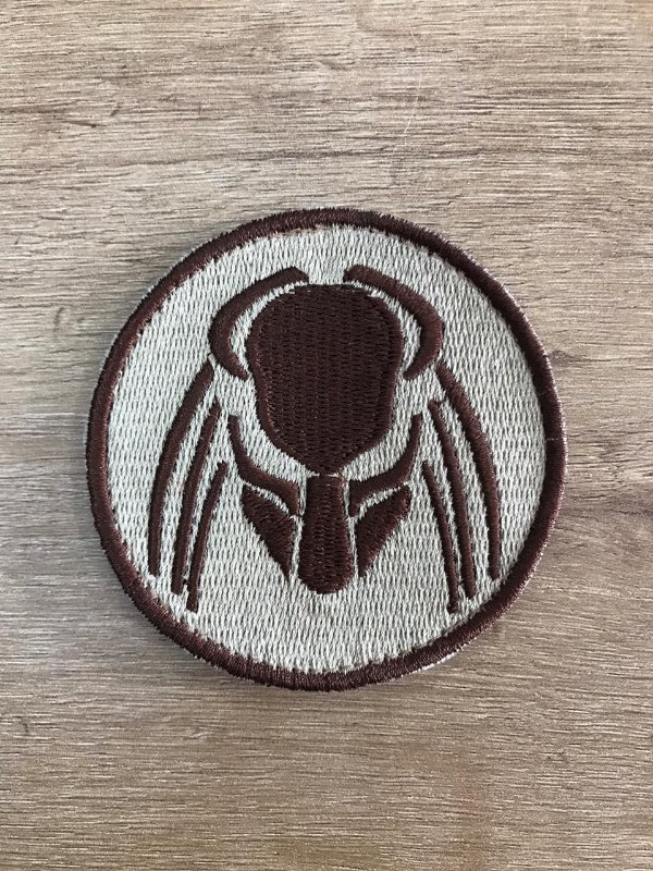 PATCH PREDADOR BORDADO - KALUAPA