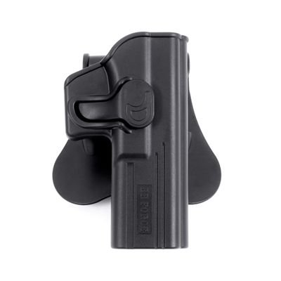 COLDRE OWB DESTRO STANDARD PRETO - BRFORCE