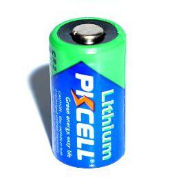 Pilha / Bateria cr2 ( Não recarregável ) - Smp