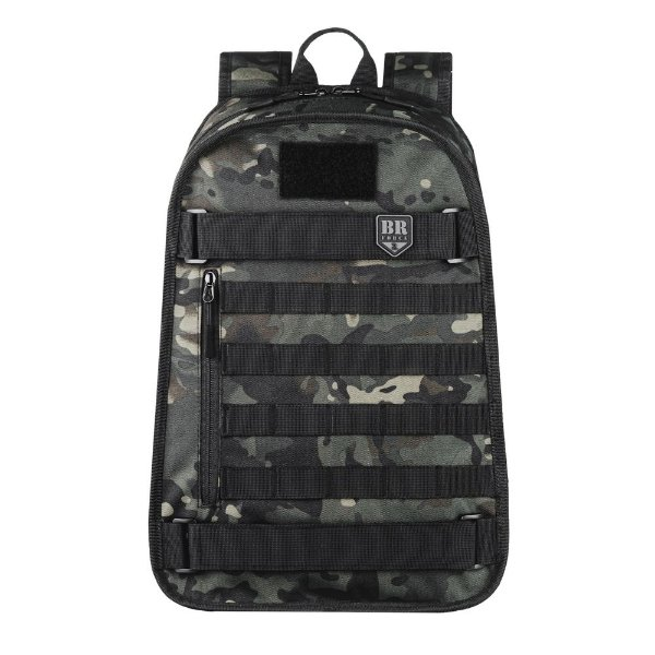 MOCHILA SENTINELA  BRFORCE -  MULTICAM BLACK