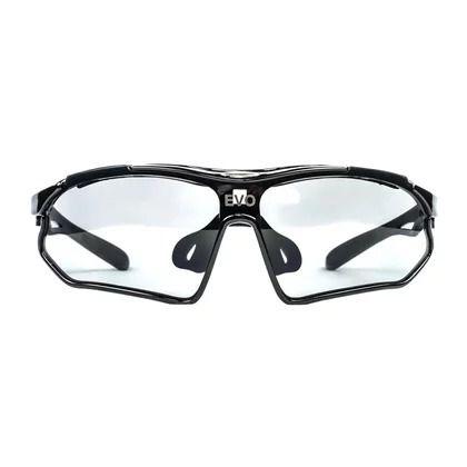 Óculos de proteção huntdown lente transparente - Evo