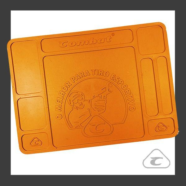 Tapete p/ manutenção de armas laranja - Combat