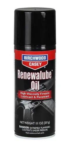 Spray anti-ferrugem renewalube oil - Birchwood casey