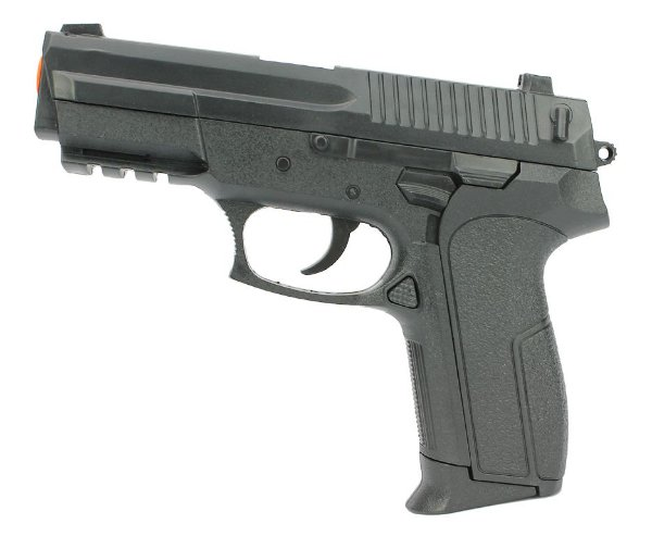 PISTOLA AIRSOFT VG S2022-2018 MOLA  - 6MM