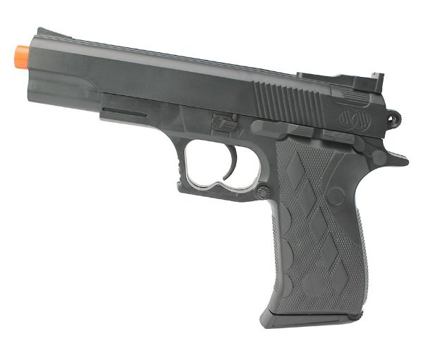 PISTOLA AIRSOFT VG 1911SW-2122 A1 MOLA  - 6MM