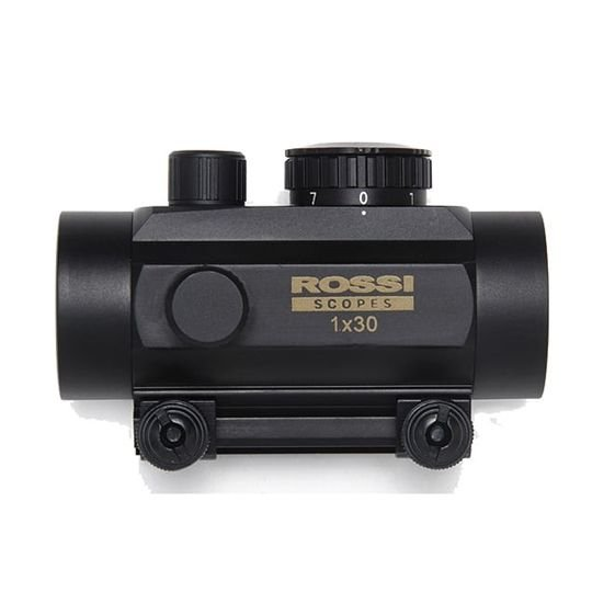 RED DOT / MIRA HOLOGRÁFICA 1X30 (MOUNT 3/8 - 11mm - ROSSI
