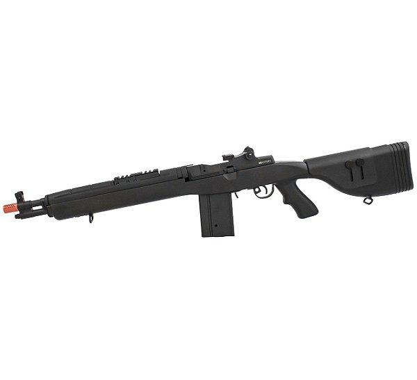 Rifle Airsoft Cyma - M14 DMR (CM032F Bk)