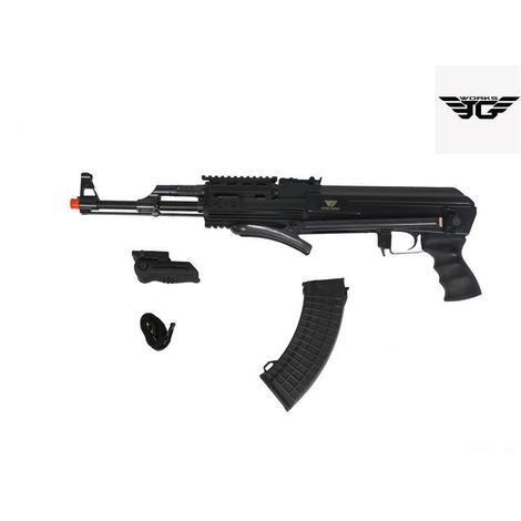 Rifle Airsoft  JG Works - A47 0513MG