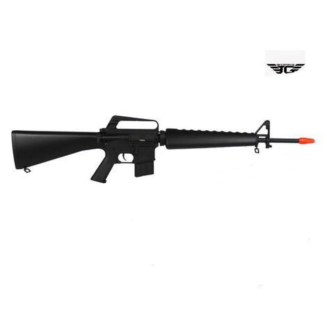 Rifle Airsoft  JG Works - M16 1601MG