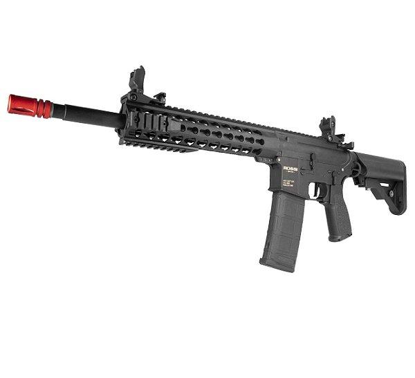 Rifle Airsoft Rossi - AR15 Keymod 10P Neptune + 2 mid cap