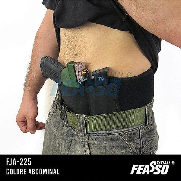 Coldre Abdominal FJA-225 - Feasso