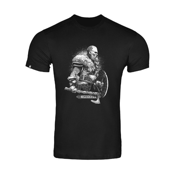 T-Shirt Concept  Ragnarok - Invictus