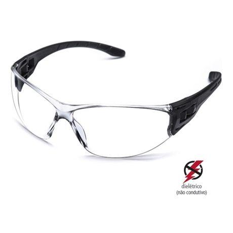 Óculos de Segurança Padova incolor - Steelflex