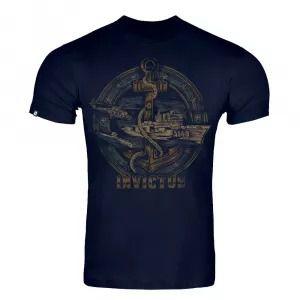 T-Shirt Concept Poder Naval - Invictus