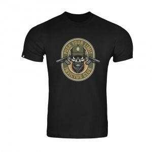 T-Shirt Concept Push Uour Limit - Invictus