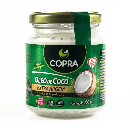 Óleo de Coco Extravirgem 200ml Copra