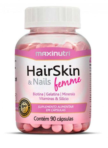 HairSkin & Nails Femme Maxinutri