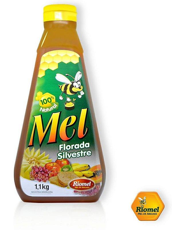 Mel Florada Silvestre 1,1Kg 18Un Revenda