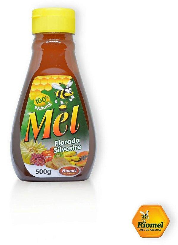 Mel Florada Silvestre 500g 18Un Revenda