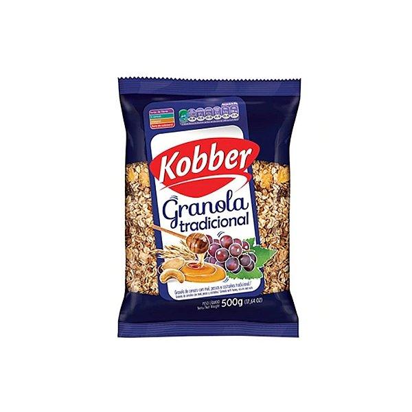 Granola Tradicional 500g Kobber