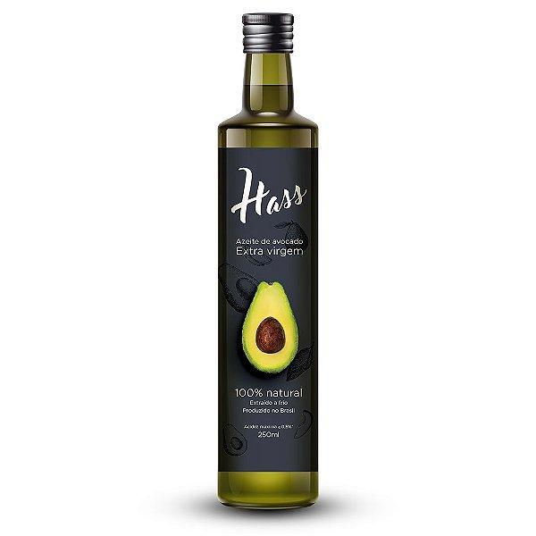 Azeite de avocado Extra Virgem Hass 250ml