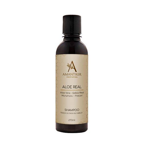 Shampoo Aloe Real 270 mL