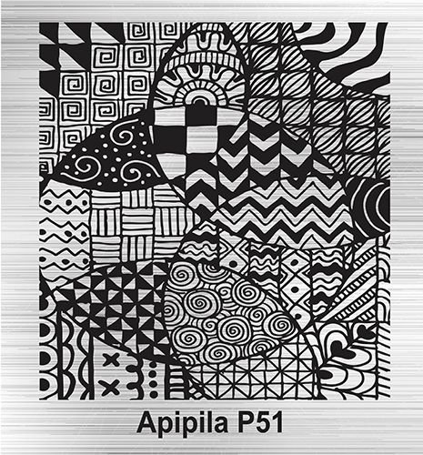 Apipila P51