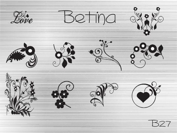 Betina B27