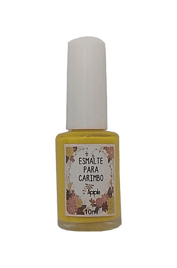 Esmalte Carimbo Apipila - Amarelo
