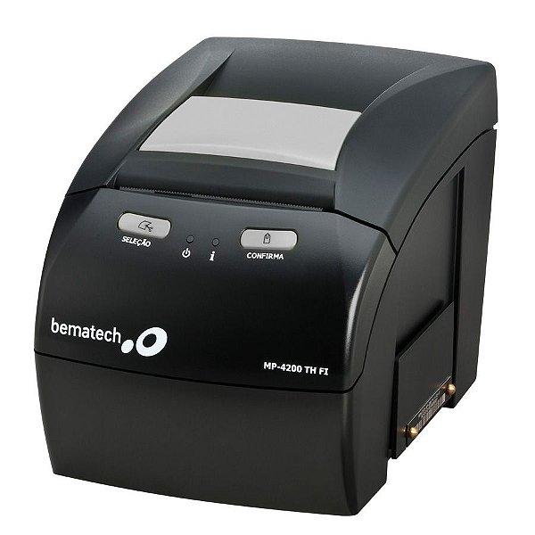 Impressora térmica não fiscal MP-4200 TH USB
