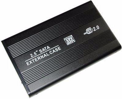 Case para HD SATA 2,5 USB 2.0