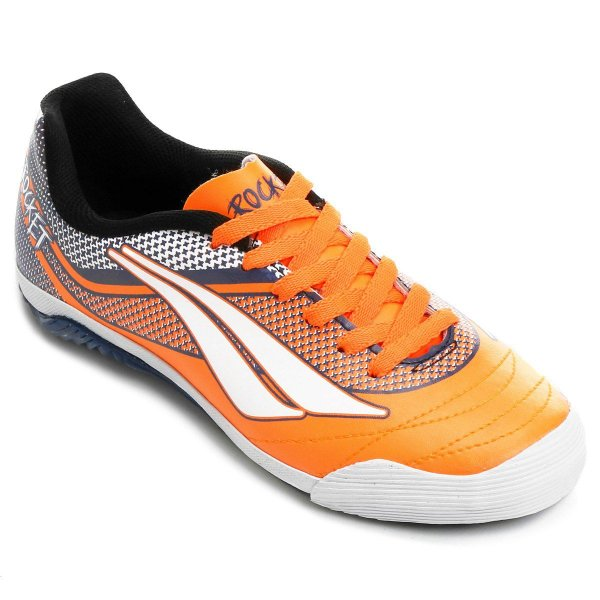 f3a5b363da Chuteira Futsal Infantil Penalty ATF K Rocket 7 - Besttenis - Compre ...