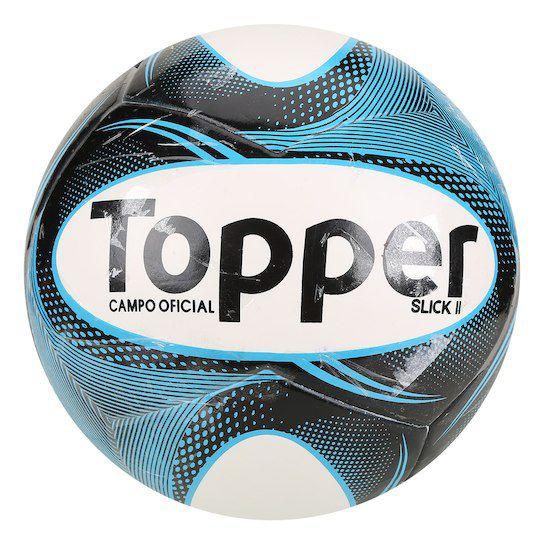 Bola Futebol Campo Topper Slick II - Besttenis - Compre Em Até 10X ... 77a36e42225d7