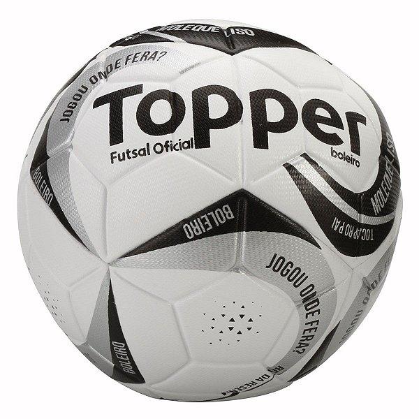Bola Topper Futsal Boleiro - Besttenis - Compre Em Até 10X Sem Juros ... d2a01c0955555
