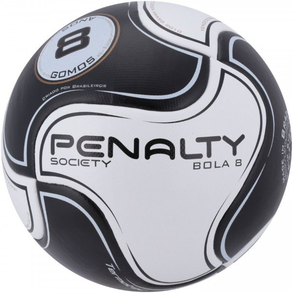 Bola Futebol Society Penalty 8 VIII - Besttenis - Compre Em Até 10X ... 30042ac333590