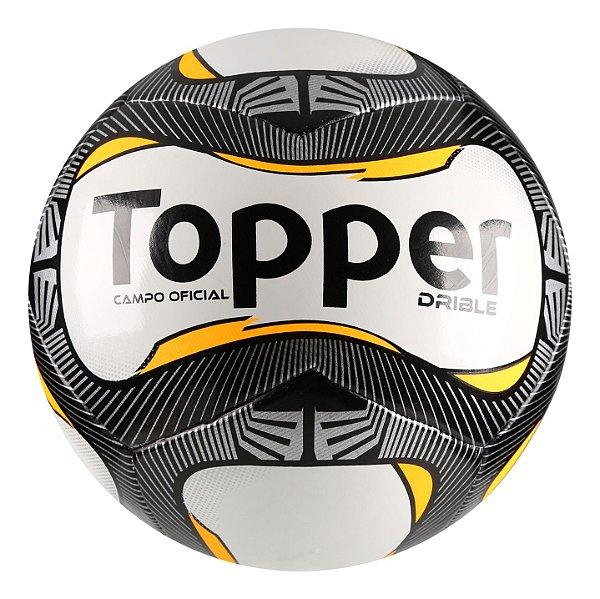 Bola Futebol Campo Topper Drible - Besttenis - Compre Em Até 10X Sem ... 8fda7fca1bf04