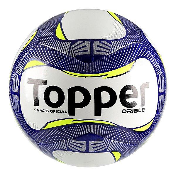 aae82b5ef4 Bola Futebol Campo Topper Drible - Besttenis - Compre Em Até 10X Sem ...