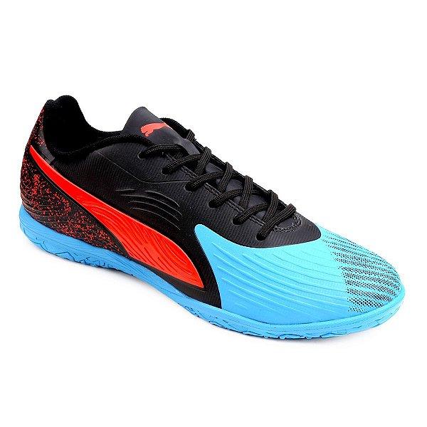 Chuteira Futsal Puma One 19.4 IT Jr