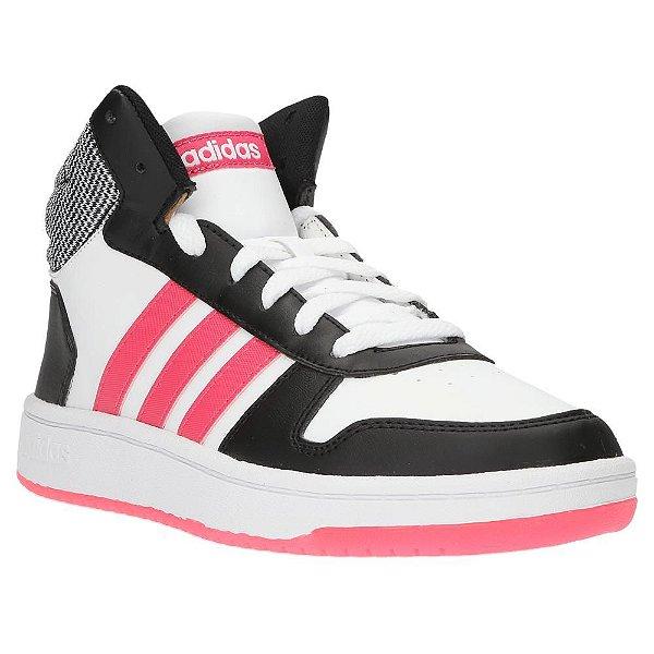 Tênis Adidas Hoops Mid Infantil