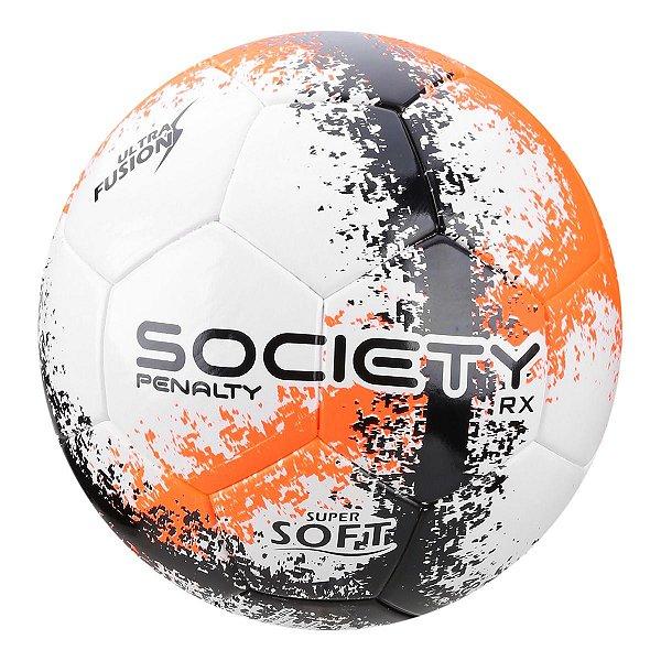 Bola de Futebol Society Rx R3 Fusion VIII