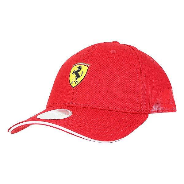 Boné Puma Scuderia Ferrari Fanwear Baseball