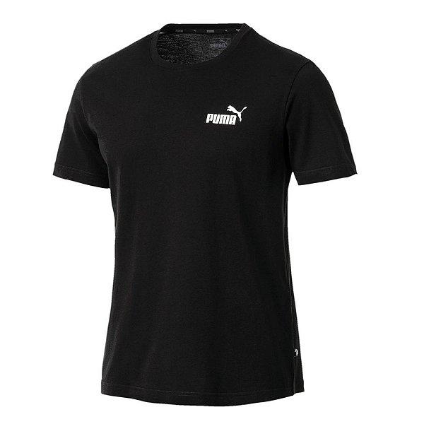 Camiseta Puma Essentials Small Logo Masculino