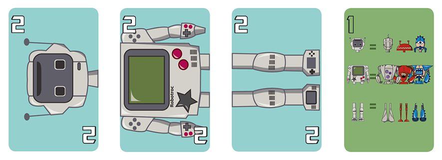RoboTroc - Promo: Game Robot