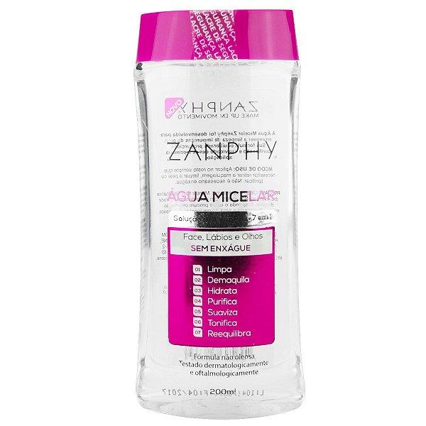 Água Micelar Solução Poder 7 em 1 que Renova sua Pele Zanphy