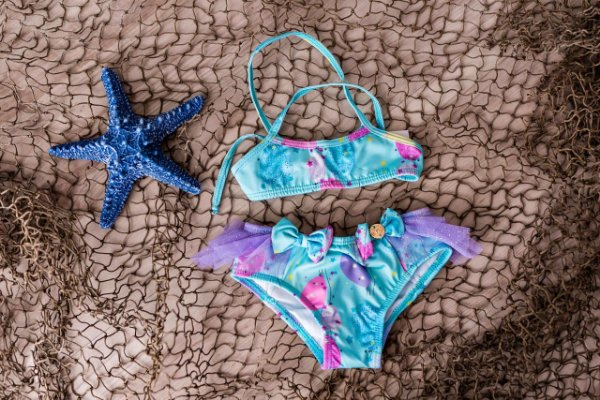 Moda Praia - Biquíni Glitter