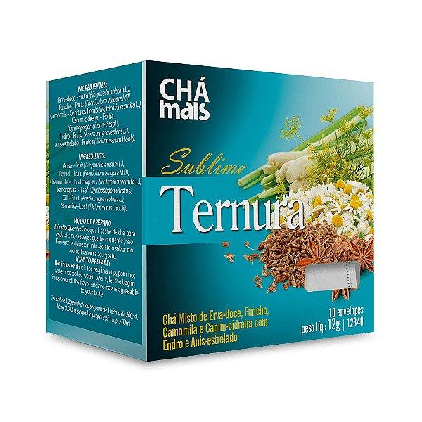 Chá Misto  Sublime Ternura - CháMais - 10 Sachês