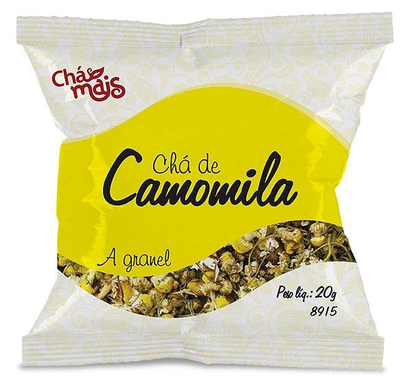 Chá de Camomila - CháMais - A granel