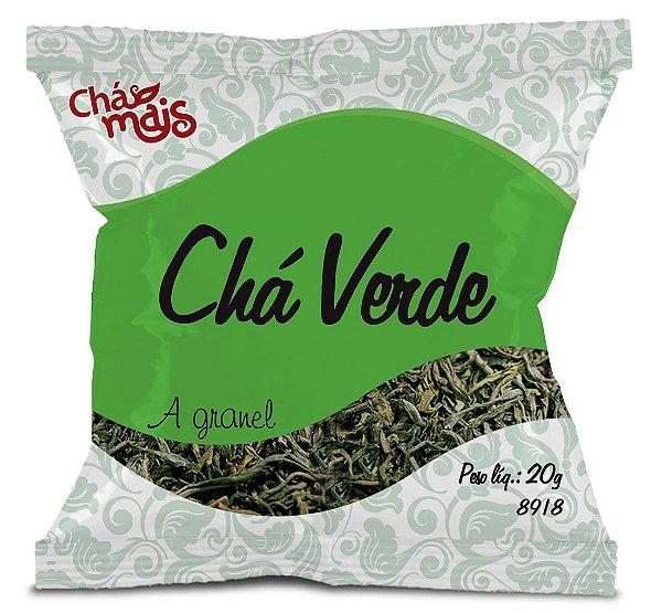 Chá Verde - CháMais - A granel