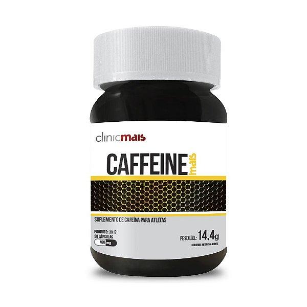 CaffeineMais - Cafeína em cápsulas - CháMais - 30 caps